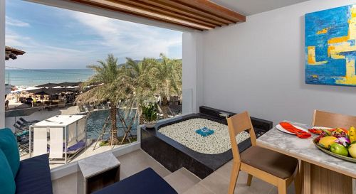 Luxury Beach Suite в The Bay and Beach Club. Фото: The Bay and Beach Club